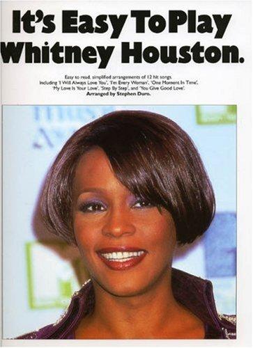 9780711961845: It's Easy to Play Whitney Houston