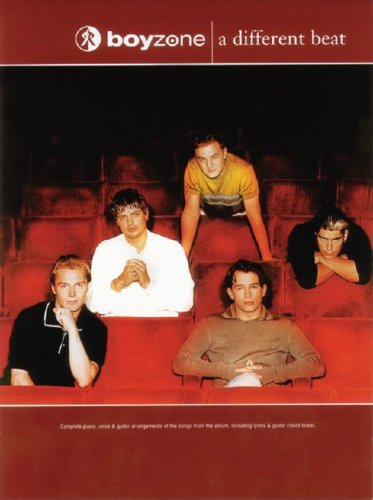 9780711962309: Boyzone / A Different Beat