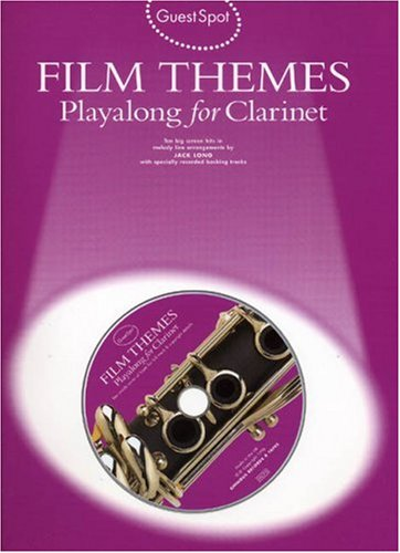 9780711962552: Guest Spot: Film Themes Playalong for Clarinet