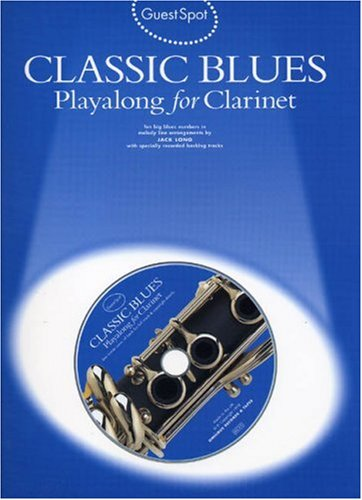 9780711962668: Guest Spot: Classic Blues Playalong for Clarinet