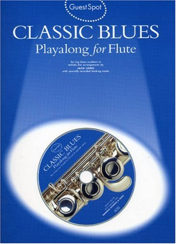 9780711962675: Guest Spot: Classic Blues Playalong for Flute