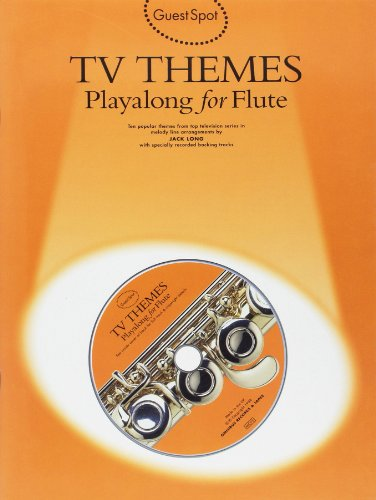 9780711962712: Guest Spot: TV Themes Playalong for Flute