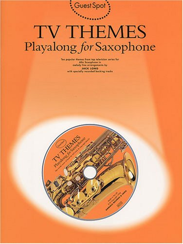 9780711962729: GUEST SPOT TV THEMES PLAYALONG (+CD) (S)