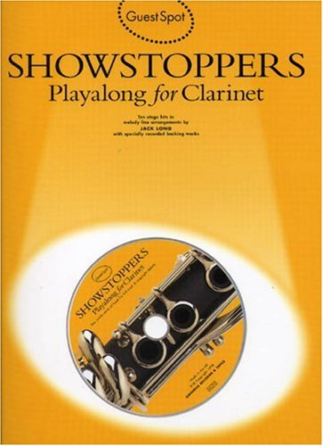 9780711962743: Guest Spot Show Stoppers Clarinet + Cd