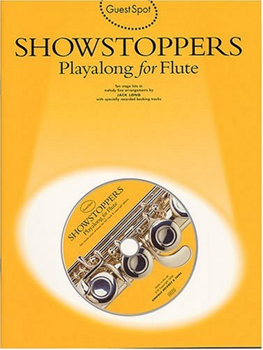 9780711962750: Guest Spot: Showstoppers Playalong for Flute