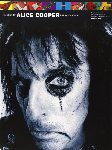 9780711962781: The Best of Alice Cooper