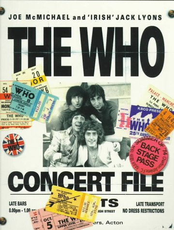 9780711963160: The Who: Concert File