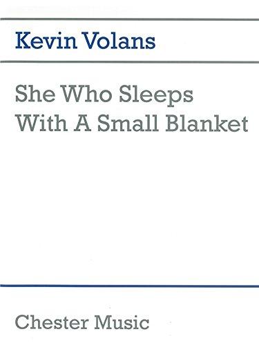 9780711963207: VOLANS SHE WHO SLEEPS WTH PERC SOLO PERC PLYRS SC