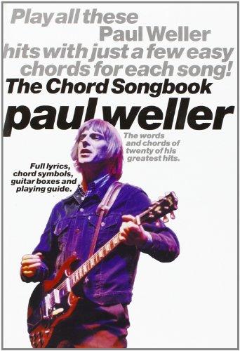 9780711963788: Paul Weller: The Chord Songbook