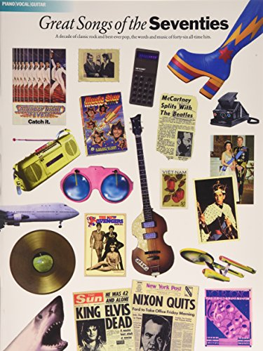 9780711964143: Great Songs of the Seventies- Piano/Vocal/Guitar