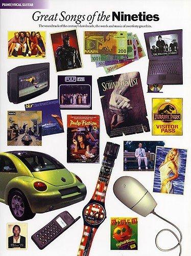 9780711964167: Great Songs Of The Nineties