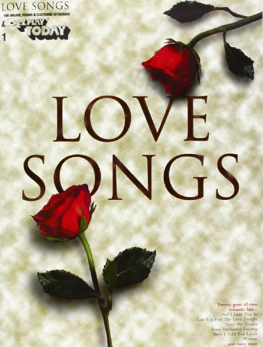 9780711964297: E-Z Play Today 1: Love Songs