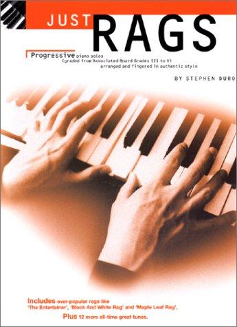 9780711964402: Just Rags: 3-5: Progressive Piano Solos Grades