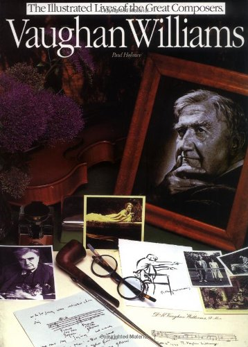 9780711965263: Vaughan Williams (Illustrated Lives of the Great Composers)