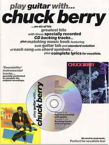 9780711965362: Play Guitar With... Chuck Berry