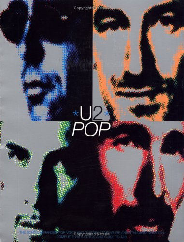 9780711965393: U2 -- Pop: Guitar/TAB/Vocal