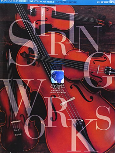 9780711965423: Stringworks: Film Themes