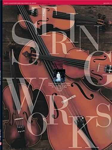 9780711965454: Stringworks: Broadway Hits