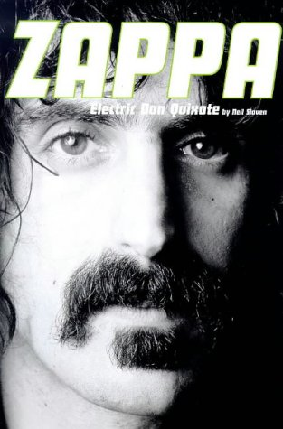 9780711965539: Frank Zappa: Electric Don Quixote