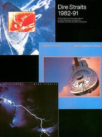 9780711965829: Dire Straits - 1982-91