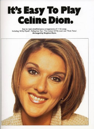 9780711965898: It's Easy to Play Celine Dion