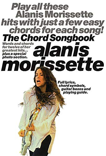 9780711965911: The Chord Songbook: Alanis Morissette