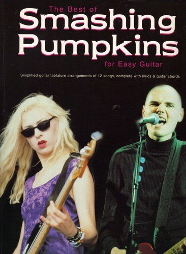 9780711966604: Best of the Smashing Pumpkins for Easy Guitar Tabulature