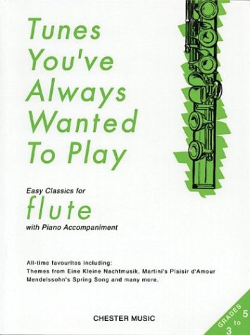 9780711966864: Tunes Youve Always Wanted to Play: Flute