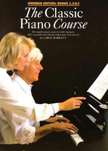 9780711967212: The Classic Piano Course Omnibus dition Piano