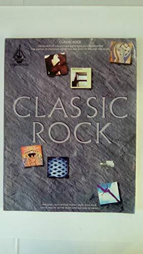 9780711967281: Classic Rock Gtr Rec Vers