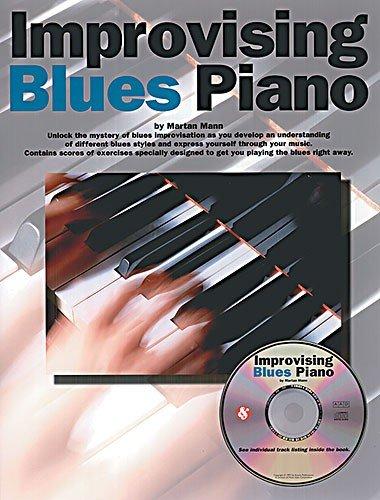 9780711967359: Improvising Blues Piano