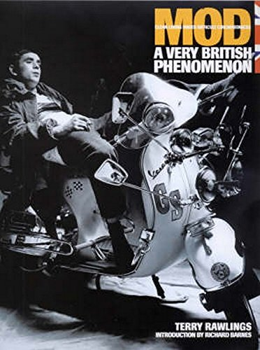9780711968134: Mod: Clean Living Under Very Difficult Circimstances - A Very British Phenomenon