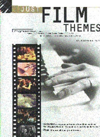 Just Film Themes - Progressive Piano Solos. Klavier: n/a