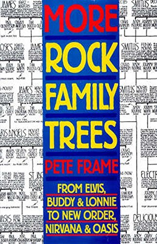 9780711968790: More Rock Family Trees