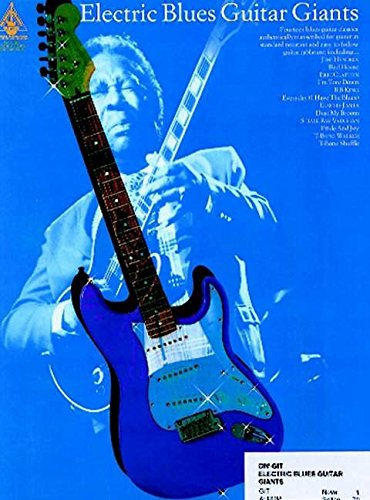 9780711969032: Electric Blues Guitar Giants: Guitar Recorded Versions