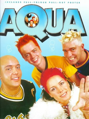 Aqua. Includes Full-Colour Pull-Out Poster.