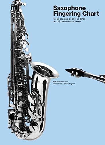 9780711969391: Saxophone Fingering Chart