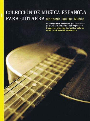 9780711969810: SPANISH GUITAR MUSIC (Coleccion De Musica Espanola Para Guitarra / Spanish Music for Guitar)
