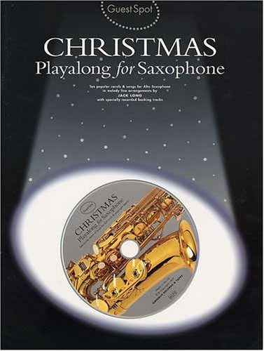 9780711970267: Guest Spot: Christmas Playalong for Saxophone