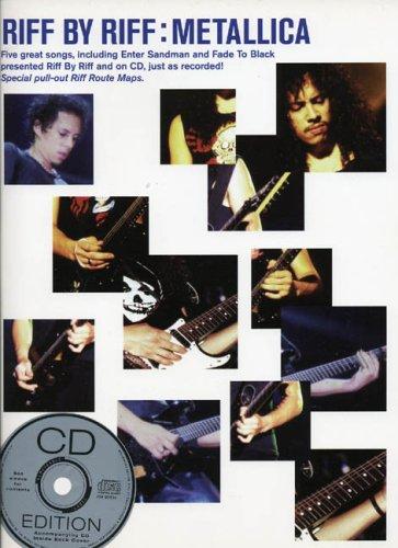 9780711970434: Metallica:Riff By Riff: