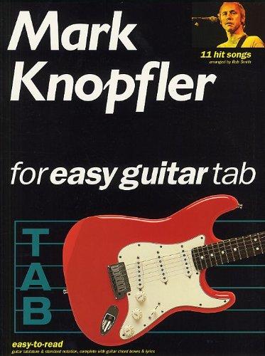 9780711970625: Mark Knopfler for Easy Guitar Tab