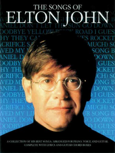 9780711970663: The Songs of Elton John: Piano/Vocal/Chords