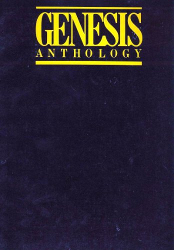 9780711970878: Genesis -- Anthology: Piano/Voice/Guitar