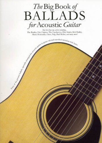9780711970946: Ballads for Acoustic Guitar