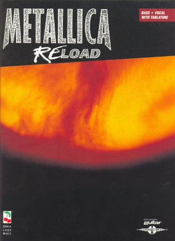 9780711970991: Partition : Metallica Reload Bass Tab