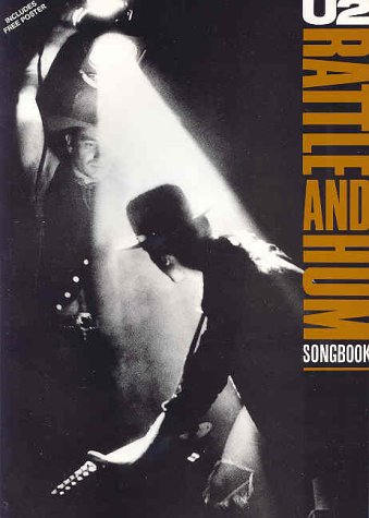 9780711971110: U2: Rattle and Hum Songbook With Poster