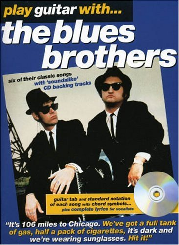 9780711971233: Partition : Blues Brothers Play Guitar With + CD