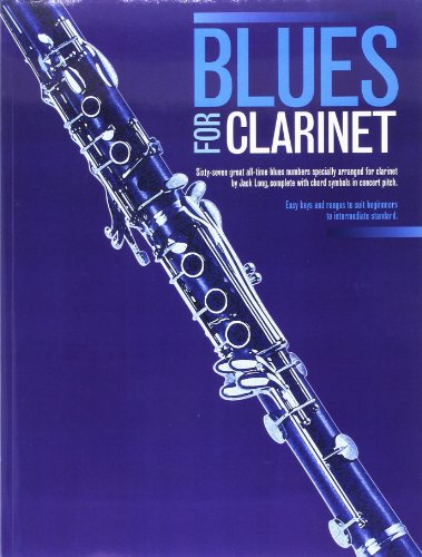 9780711971776: Blues for Clarinet