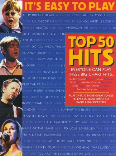 9780711972001: It'S Easy To Play Top 50 Hits - Volume 1