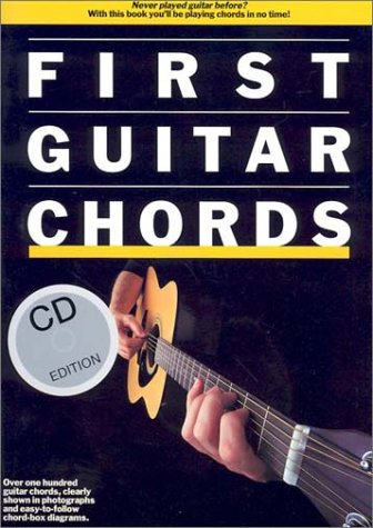 9780711972223: First Guitar Chords